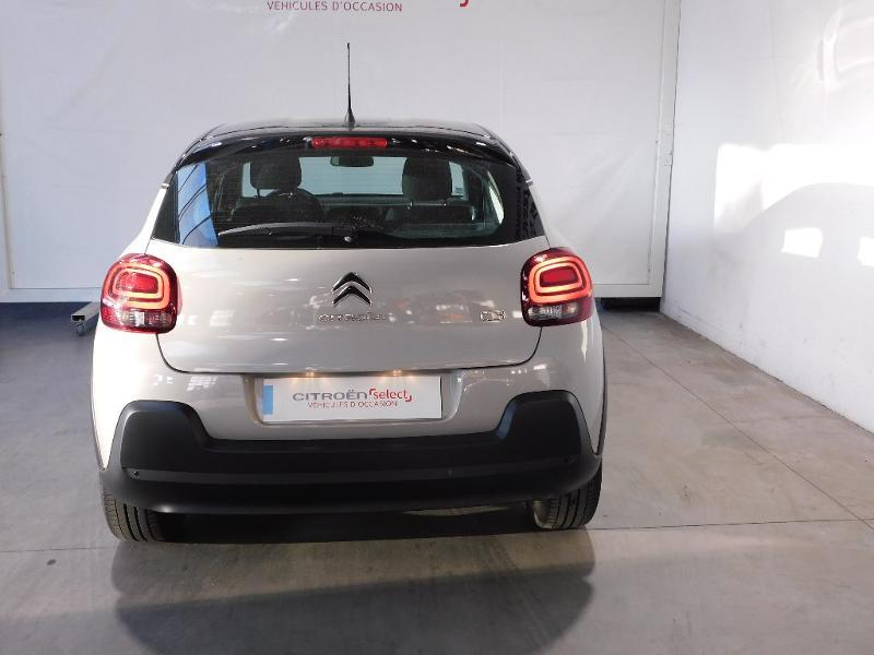 Photo 4 de l'offre de Citroën C3 PureTech 82ch Shine à 13 990 € chez SudOuest Occasions