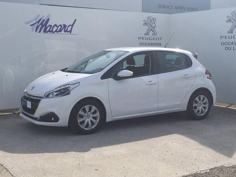 Photo 1 de l'offre de Peugeot 208 1.6 BlueHDi 75ch  Active Business S&S 5p à 13 980 € chez SudOuest Occasions