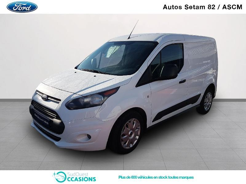 Photo 1 de l'offre de Ford Transit Connect L1 1.5 TD 100ch Stop&Start Trend à 17 780 € chez SudOuest Occasions