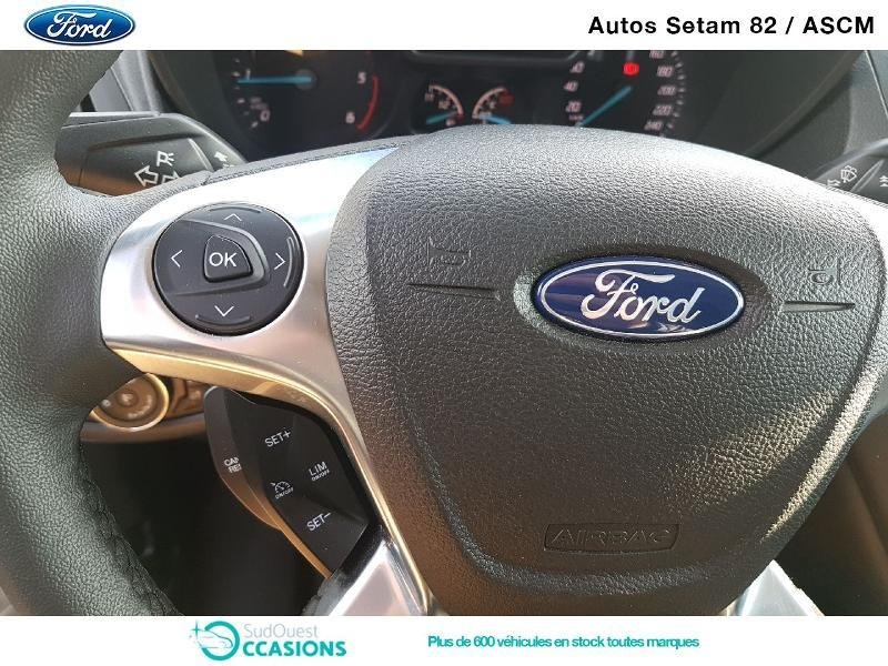 Photo 8 de l'offre de Ford Transit Connect L1 1.5 TD 100ch Stop&Start Trend à 17 780 € chez SudOuest Occasions