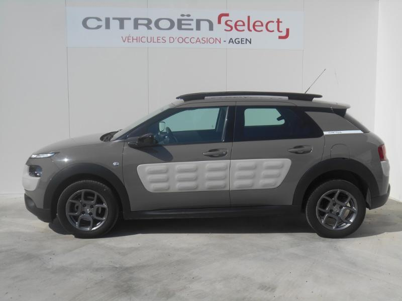 Photo 2 de l'offre de Citroën C4 Cactus BlueHDi 100 Feel Edition à 11 990 € chez SudOuest Occasions