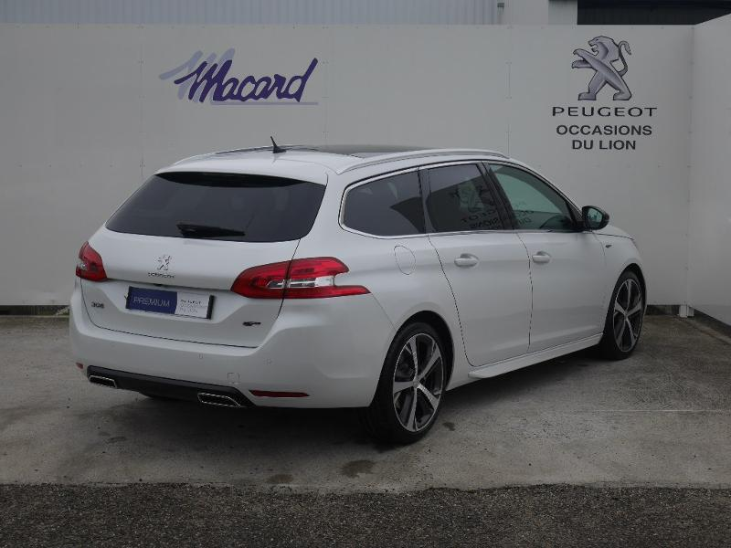 Photo 4 de l'offre de Peugeot 308 SW 2.0 BlueHDi 180ch GT S&S EAT6 à 22 480 € chez SudOuest Occasions