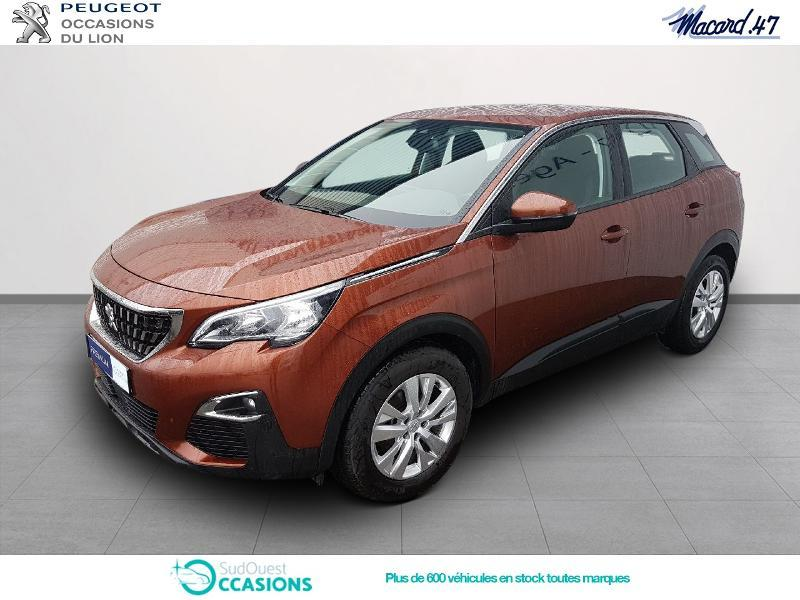 Photo 1 de l'offre de Peugeot 3008 1.6 BlueHDi 120ch Active S&S à 25 500 € chez SudOuest Occasions