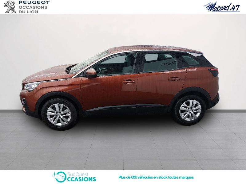 Photo 4 de l'offre de Peugeot 3008 1.6 BlueHDi 120ch Active S&S à 25 500 € chez SudOuest Occasions