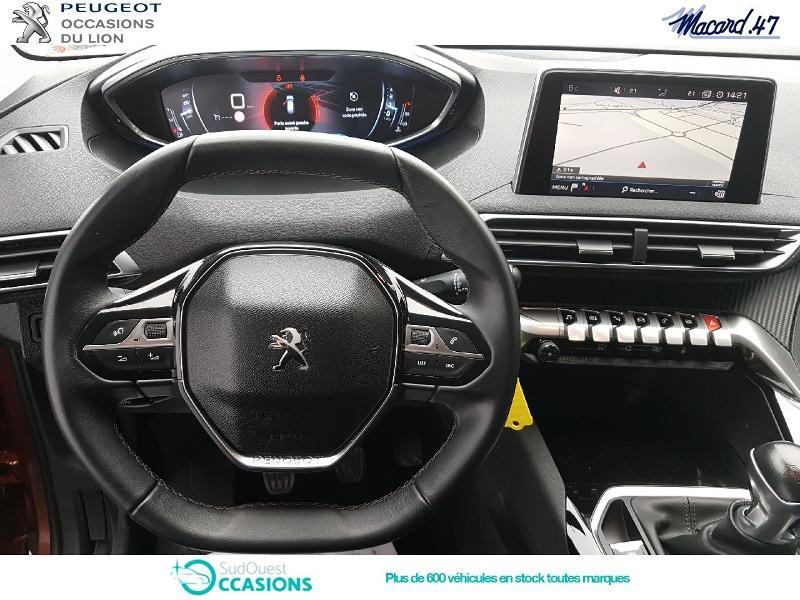 Photo 8 de l'offre de Peugeot 3008 1.6 BlueHDi 120ch Active S&S à 25 500 € chez SudOuest Occasions