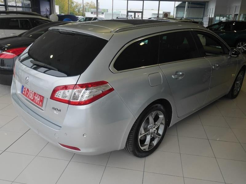 Photo 3 de l'offre de Peugeot 508 SW 1.6 BlueHDi 120ch Allure S&S EAT6 à 24 980 € chez SudOuest Occasions