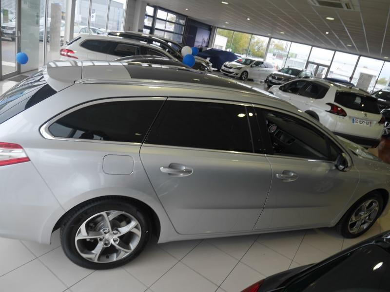 Photo 4 de l'offre de Peugeot 508 SW 1.6 BlueHDi 120ch Allure S&S EAT6 à 24 980 € chez SudOuest Occasions
