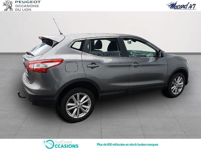 Photo 3 de l'offre de Nissan Qashqai 1.6 dCi 130ch Acenta All-Mode 4x4-i à 15 500 € chez SudOuest Occasions