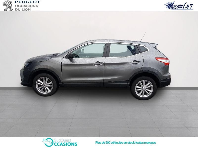 Photo 4 de l'offre de Nissan Qashqai 1.6 dCi 130ch Acenta All-Mode 4x4-i à 15 500 € chez SudOuest Occasions