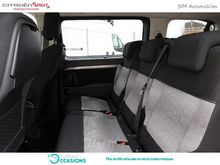 Photo 6 de l'offre de Citroën SpaceTourer M BlueHDi 180ch Feel S&S EAT6 à 38 590 € chez SudOuest Occasions