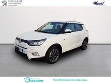Photo 1 de l'offre de Ssangyong Tivoli 160 e-XDI 115ch 4WD Luxury Safety Pack à 17 890 € chez SudOuest Occasions