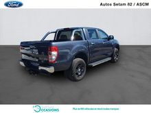 Photo 3 de l'offre de Ford Ranger 2.2 TDCi 160ch Double Cabine Limited à 34 980 € chez SudOuest Occasions