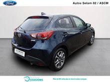 Photo 2 de l'offre de Mazda Mazda 2 1.5 SKYACTIV-G 90 Exclusive Edition BVA à 18 890 € chez SudOuest Occasions