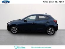 Photo 3 de l'offre de Mazda Mazda 2 1.5 SKYACTIV-G 90 Exclusive Edition BVA à 18 890 € chez SudOuest Occasions