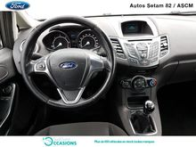 Photo 2 de l'offre de Ford Fiesta 1.5 TDCi 95ch FAP Edition 5p à 7 780 € chez SudOuest Occasions