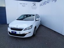 Photo 1 de l'offre de Peugeot 308 SW 1.6 BlueHDi 120ch Access Business S&S EAT6 à 11 390 € chez SudOuest Occasions