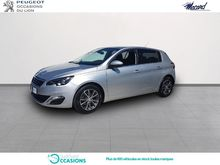 Photo 4 de l'offre de Peugeot 308 1.6 BlueHDi 100ch S&S Allure à 17 900 € chez SudOuest Occasions