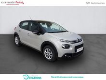 Photo 3 de l'offre de Citroën C3 PureTech 82ch Feel à 13 290 € chez SudOuest Occasions