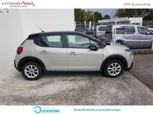 Photo 4 de l'offre de Citroën C3 PureTech 82ch Feel à 13 290 € chez SudOuest Occasions