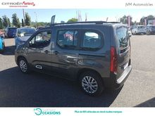 Photo 7 de l'offre de Citroën Berlingo M PureTech 110ch S&S Feel à 21 590 € chez SudOuest Occasions