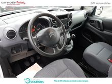 Photo 8 de l'offre de Citroën Berlingo 20 L1 1.6 HDi 90 Confort à 10 308 € chez SudOuest Occasions