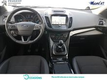 Photo 8 de l'offre de Ford Kuga 2.0 TDCi 150ch Stop&Start Titanium Business 4x2 à 23 990 € chez SudOuest Occasions