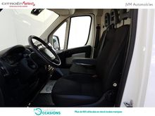 Photo 9 de l'offre de Citroën Jumper Fg 33 L2H2 2.2 HDi 130 Business à 16 908 € chez SudOuest Occasions