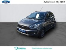 Photo 1 de l'offre de Ford Ka+ Active 1.2 Ti-VCT 85ch S&S à 12 990 € chez SudOuest Occasions