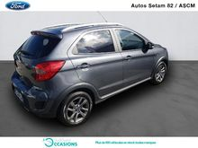 Photo 3 de l'offre de Ford Ka+ Active 1.2 Ti-VCT 85ch S&S à 12 990 € chez SudOuest Occasions