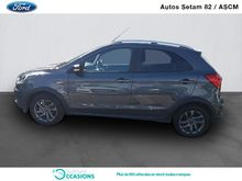 Photo 4 de l'offre de Ford Ka+ Active 1.2 Ti-VCT 85ch S&S à 12 990 € chez SudOuest Occasions