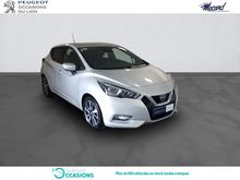 Photo 3 de l'offre de Nissan Micra 0.9 IG-T 90ch N-Connecta 2018 Euro6c à 14 890 € chez SudOuest Occasions