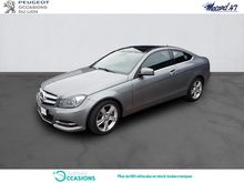 Photo 1 de l'offre de Mercedes-Benz Classe C Coupe 220 CDI Executive 7GTronic à 20 990 € chez SudOuest Occasions