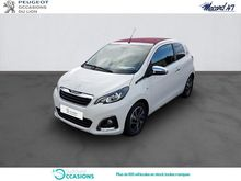 Photo 1 de l'offre de Peugeot 108 1.2 PureTech Allure Top 3p à 9 990 € chez SudOuest Occasions