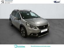 Photo 3 de l'offre de Peugeot 2008 1.2 PureTech 110ch Allure S&S EAT6 à 18 900 € chez SudOuest Occasions