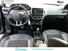 Photo 8 de l'offre de Peugeot 2008 1.2 PureTech 110ch Allure S&S EAT6 à 18 900 € chez SudOuest Occasions
