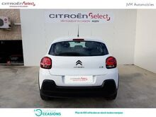 Photo 5 de l'offre de Citroën C3 PureTech 110ch Feel S&S E6.d-TEMP à 14 790 € chez SudOuest Occasions