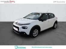 Photo 1 de l'offre de Citroën C3 PureTech 110ch Feel S&S E6.d-TEMP à 14 890 € chez SudOuest Occasions