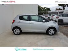 Photo 4 de l'offre de Citroën C1 VTi 72 S&S Feel 5p E6.d-TEMP à 10 990 € chez SudOuest Occasions
