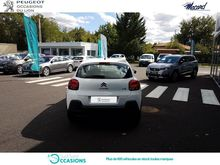 Photo 5 de l'offre de Citroën C3 PureTech 82ch Feel Business à 12 960 € chez SudOuest Occasions