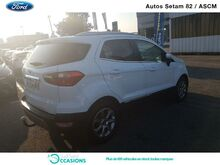 Photo 20 de l'offre de Ford EcoSport 1.5 EcoBlue 100ch Titanium Business Euro6.2 à 15 930 € chez SudOuest Occasions