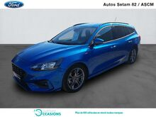 Photo 1 de l'offre de Ford Focus SW 2.0 EcoBlue 150ch ST-Line Business BVA à 24 900 € chez SudOuest Occasions