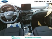Photo 2 de l'offre de Ford Focus SW 2.0 EcoBlue 150ch ST-Line Business BVA à 24 900 € chez SudOuest Occasions
