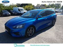Photo 20 de l'offre de Ford Focus SW 2.0 EcoBlue 150ch ST-Line Business BVA à 24 900 € chez SudOuest Occasions