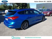 Photo 21 de l'offre de Ford Focus SW 2.0 EcoBlue 150ch ST-Line Business BVA à 24 900 € chez SudOuest Occasions