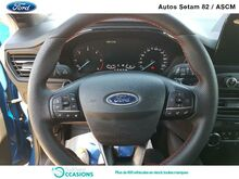 Photo 8 de l'offre de Ford Focus SW 2.0 EcoBlue 150ch ST-Line Business BVA à 24 900 € chez SudOuest Occasions
