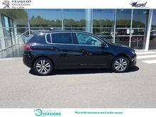 Photo 4 de l'offre de Peugeot 308 1.5 BlueHDi 130ch S&S Allure Business EAT6 à 26 200 € chez SudOuest Occasions