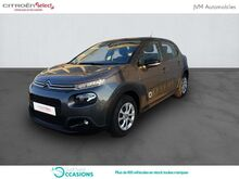 Photo 1 de l'offre de Citroën C3 PureTech 68ch Feel E6.d-TEMP 105g à 13 290 € chez SudOuest Occasions