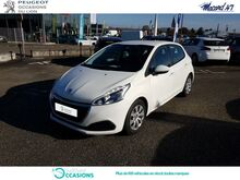 Photo 18 de l'offre de Peugeot 208 1.5 BlueHDi 100ch E6.c Active BVM5 5p à 12 500 € chez SudOuest Occasions