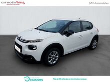 Photo 1 de l'offre de Citroën C3 BlueHDi 100ch Feel S&S E6.d-TEMP BVM5 à 12 290 € chez SudOuest Occasions