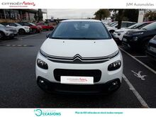 Photo 18 de l'offre de Citroën C3 BlueHDi 100ch Feel S&S E6.d-TEMP BVM5 à 12 290 € chez SudOuest Occasions